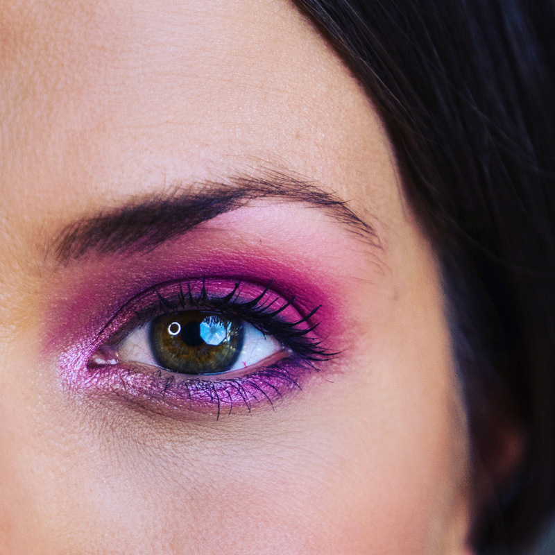 Augen Make Up Styling Anni Kaiser